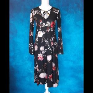Bluebelle Floral Dress Maternity Size 8